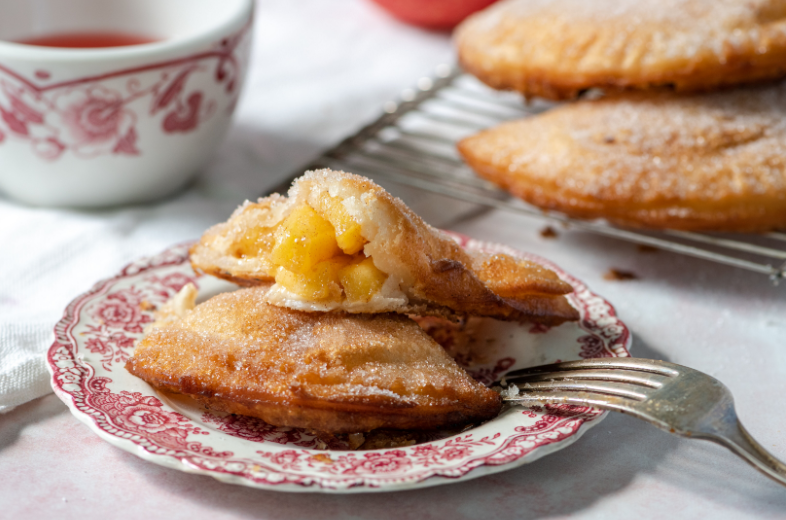 SugarBee Fried Apple Hand Pies